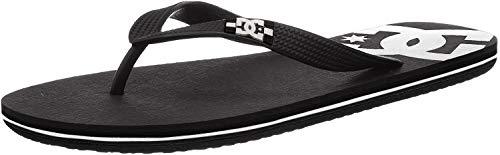 DC Shoes Spray, Sandalias Deportivas para Hombre, Negro (Black/Black/White Blw), 40.5 EU