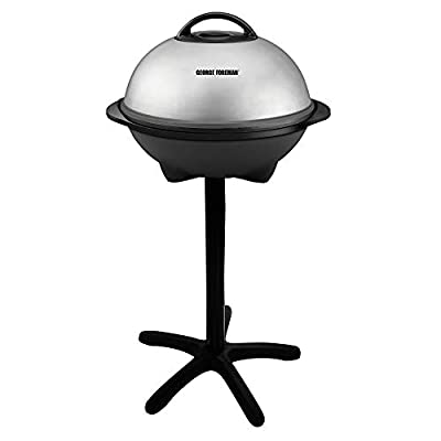 George Foreman 15-Serving Indoor/Outdoor Grill