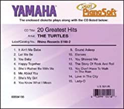 The Turtles - 20 Greatest Hits Disk