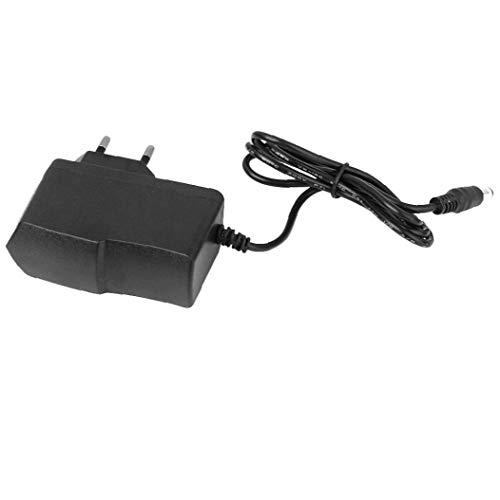 Canjerusof Adaptador de Corriente de Seguridad del Cargador de alimentación de la cámara Fuente de alimentación de conmutación regulada