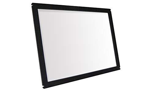 22 pulgadas multi puntos IR pantalla táctil, panel infrarrojo de la pantalla táctil, controlador libre USB con vidrio templado para quioscos, monitor de pantalla táctil, máquina interactiva