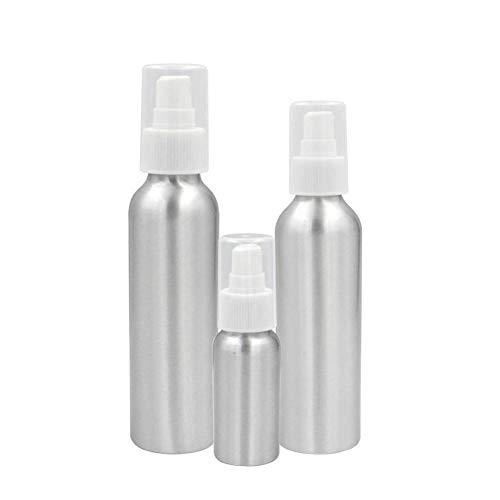 XMBT Aluminium Essential Oil Spray Bottle Empty Spray Bottles Perfume Refillable Container Fine Mist Atomiser Sprayer