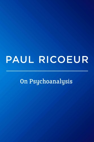 Image OfRicoeur, P: On Psychoanalysis: 1 (Writings And Lectures V. 1 1)