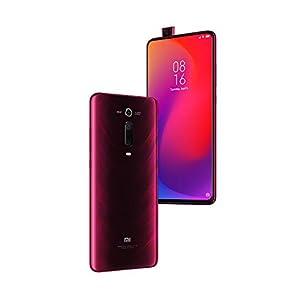 "Xiaomi Mi 9T Pro – Smartphone con Pantalla AMOLED Full-Screen de 6,39"" (Qualcomm SD 855, Selfie Pop-up, Triple Cámara de 13 + 48 + 8 MP, 4000 mAh, con NFC, 6+64 GB), Rojo Llama [Versión española]"