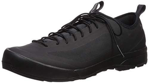 Arc'teryx Acrux SL Approach Shoe - Men's Black/Graphite 9