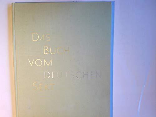 Das Buch vom deutschen Sekt