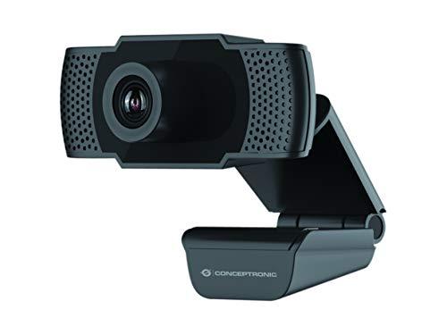 Webcam fhd conceptronic amdis 1080p USB