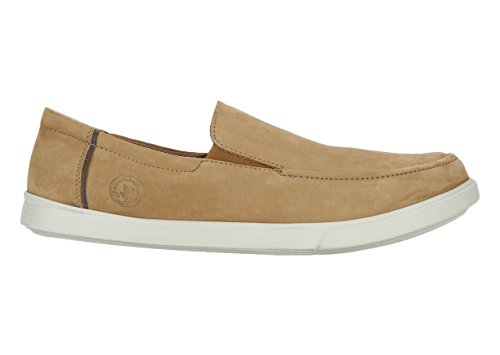 Woodland Proplanet Leather Loafers for Men