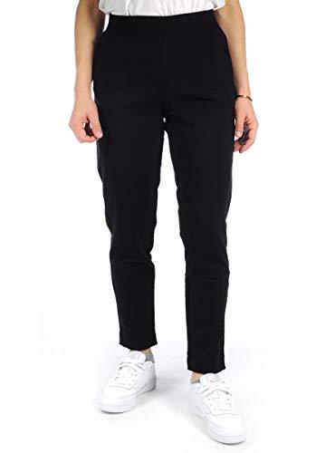 DEHA ABBIGLIAMENTO Pantalone Tuta Pantalone Donna Black B24409 XS