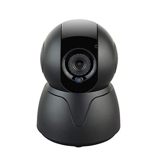 HiKam Q8 Überwachungskamera mit App & Support - Datensicherung und Cloud in Deutschland | Personenerkennung | Alexa kompatibel | IP WLAN Kamera innen | Babyphone mit Kamera | Bewegungsmelder
