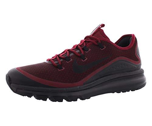Nike Air MAX More, Entrenadores para Hombre, Rojo (Team Red/Black/University Red/Black), 40.5 EU