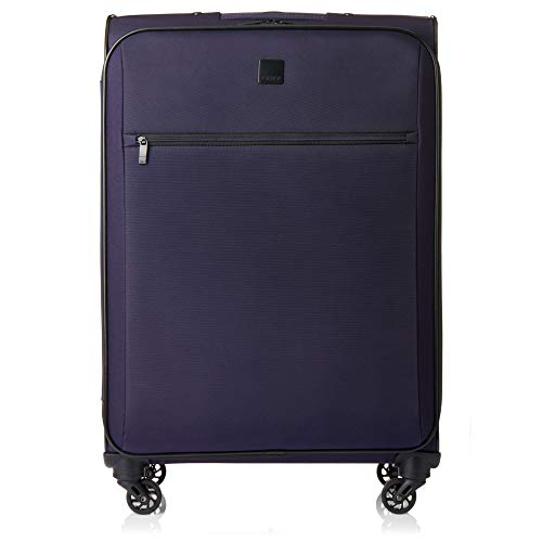 Tripp Grape Full Circle Medium 4 Wheel Suitcase