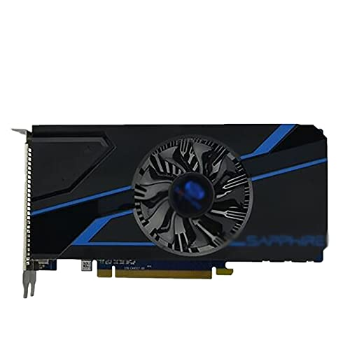SRR Fit for Sapphire Radeon HD 7770 2GB Tarjetas gráficas GPU para AMD HD 7770 2G GDDR5 Tarjetas de Video PC Juegos de computadora HDMI PCI-E X16 HDMI, Tarjeta gráfica