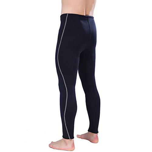 Houinmru Pantalones de Buceo Resistentes y firmes para Buceo en Invierno(L)