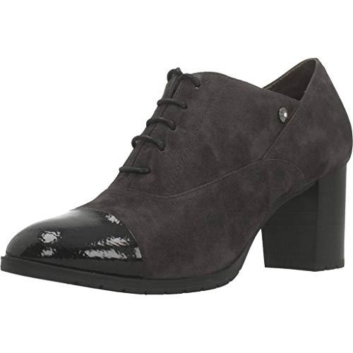 Stonefly Bottines - Boots, Couleur Marron, Marque, modèle Bottines - Boots ESS 1 Patent/Goat de Peau Marron