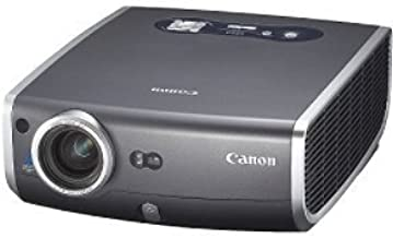 Canon REALiS SX60 1400 x 1050 LCD Projector 2500 ANSI Lumens 1000:1 2000:1 (Home Cinema Mode)