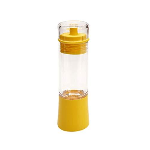 Gazechimp Cepillo de Aceite 2 en 1 Cepillo Dispensador Sartenes de Aceite Cepillo de Cocina Herramienta Accesorios de Cocina
