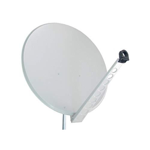 Antena parabólica 100 cm Acero galvanizado 1ud.