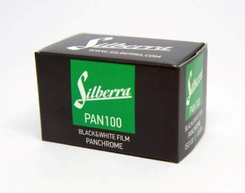 B&W FILM Silberra PAN100 135-36