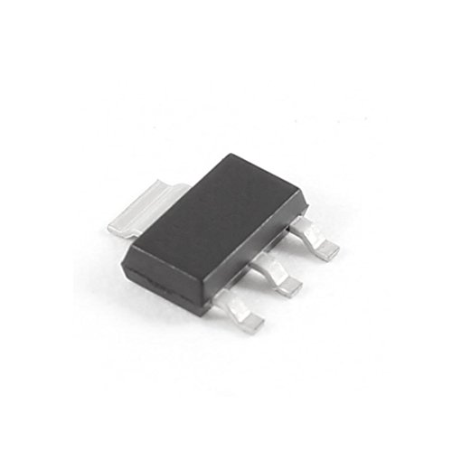1x AMS1117-5.0 SOT-223 Verpackung IC 5.0V 1A LDO-Spannungsregler elpohl®