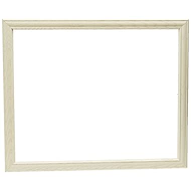 ArtToFrames 16x20 inch Off White Wash on Ash Wood Picture Frame, WOM0151-59504-475-16x20