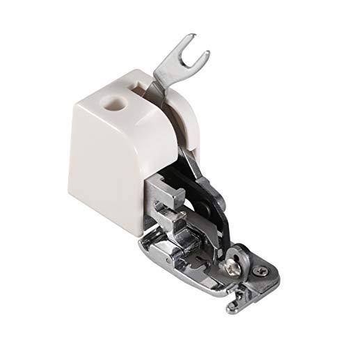 HEALLILY Máquina de Coser Kit de Pie Cortador Lateral Prensatelas Compatible con Hermano Cantante Janome Toyota Kenmore