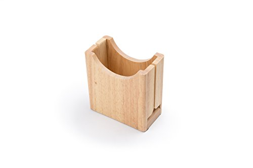 Fox Run Bagel Cutter/Holder, 3 x 5.25 x 3 inches.