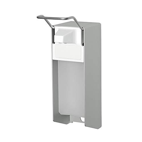 OPHARDT hygiene 1220100 Ingo-man E 26 A/25 Spender für Flüssigseifen und Desinfektionsmittel, kurzer bedienhebel