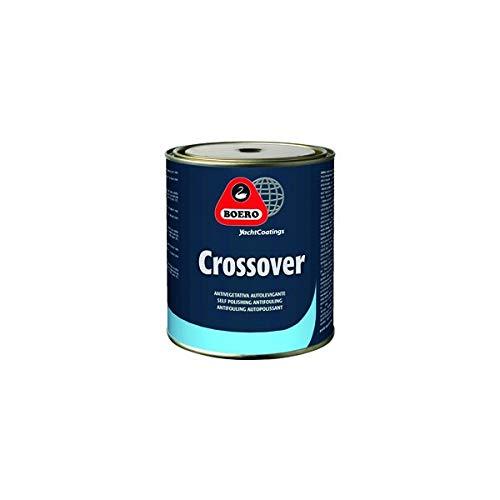 Boero Crossover - Antivegetativa autopulente ad alte prestazioni - Pirate - colore: Blu, size: 2,5 lt