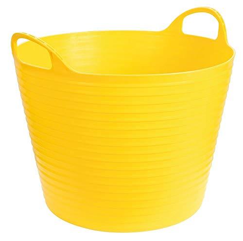 Kerbl 323534 Trog FlexBag 28 L, gelb