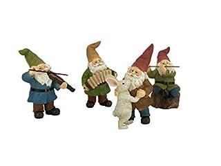 GlitZGlam Happy Gnomes Dancing Celebration