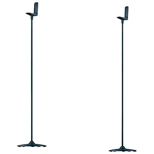 Canton 03115 LS 90.2 Lautsprecherständer schwarz