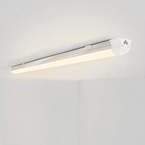 HOMEDEMO LED Leuchtstoffröhre 150cm Leuchtstofflampe Röhrenlampe 23w 2300 Lumen Neutralweiss 4000K LED Tube Röhre Lichtleiste Leuchtröhre, Led Unterbauleuchte Küche mit Fassung klarer Deck