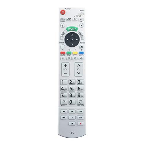 Mando a distancia de repuesto N2QAYB000928 VINABTY N2QAYB 000928 para mando a distancia Panasonic N 2 Q A Y B 000928