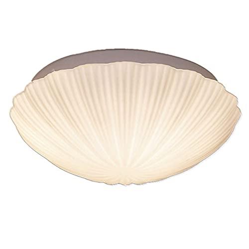 Luces De Techo LED Redondas Modernas, 3000K ~ 6000k Lámpara De Techo De Panel LED Regulable De 3 Colores para Sala De Estar, Dormitorio, Cocina, Balcón, Pasillo (Size : 28cm)