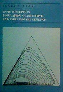Basic Concepts in Population, Quantitative, and Evolutionary Genetics
