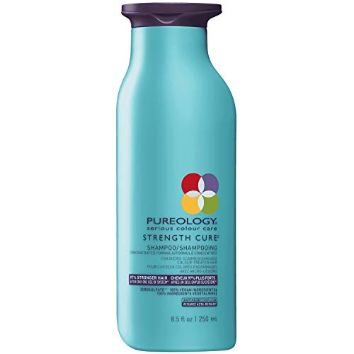 Pureology Strength Cure Sulfate Free Shampoo Review​