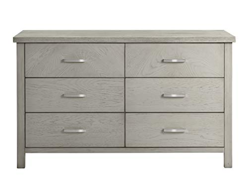 Oxford Baby Phoenix Dresser, Weathered Oak