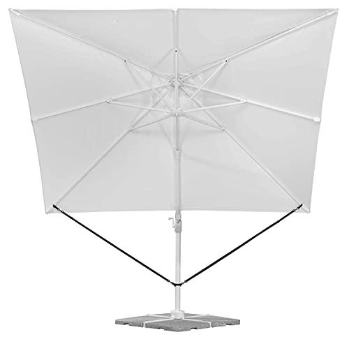 Schneider Schirme 313-00 - Protezione di sicurezza per ombrello, 273 x 2 x 0,2 cm, colore: Antracite