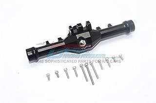 Axial Yeti Jr. Score/Yeti Jr. Can-Am Maverick Upgrade Parts Aluminum Rear Gear Box - 1 Set Black