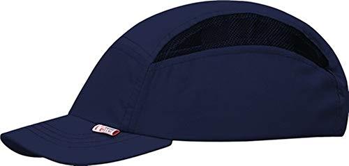 Anstoßkappe Voss-Cap modern Style, 52-63 cm Kobaltblau, Mikrofaser
