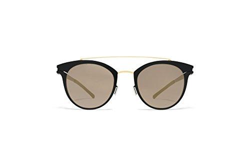 Mykita MARGO Gold/Jet Black 167 Sonnenbrillen
