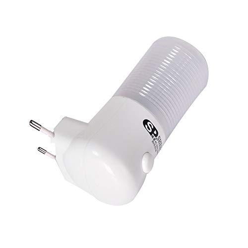 Ac 110-220V Led Night Light Ue/Ee. Uu. Enchufe Lámpara De Cabecera Para Niños Bebé Dormitorio Luz De Enchufe De Pared Lámpara De Decoración Del Hogar