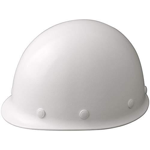 ミドリ安全 ヘルメット 作業用 FRP製 ウインドフロー SCM RA3 UP スーパーホワイト