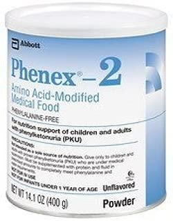 Phenex 2 Nutritional Supplement ( SUPPLEMENT, PHENEX 2, 14.1OZ CAN, F / PKU ) 6 Each / Case by Phenex