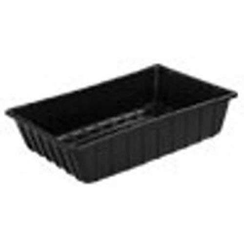 Maccourt Products Inc ST3608 Utility Tub, Black