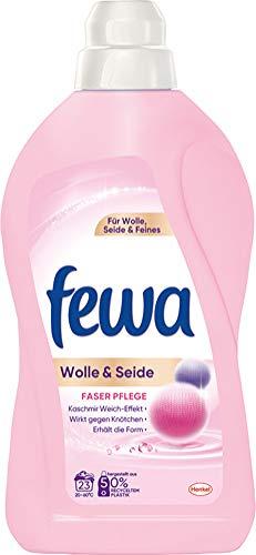 Fewa Wolle & Seide Faserpflege - 4X 23 Waschgänge