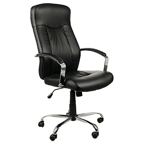 Silla giratoria de oficina para casa, oficina, niños, trabajo o ordenador - ZN-9152