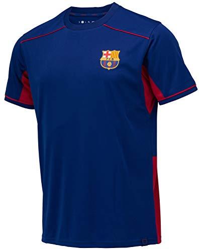 FC Barcelona Trikot Barca, offizielle Kollektion, Herrengröße L blau