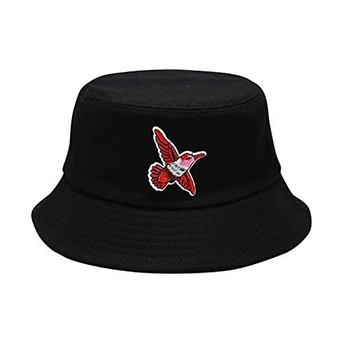 FMY Moda Impresión Sombrilla Sombrero De Pescador Sombrero De Cuenca Sombrero Al Aire Libre Cubo Sombrero Casual Tapas Streetwear